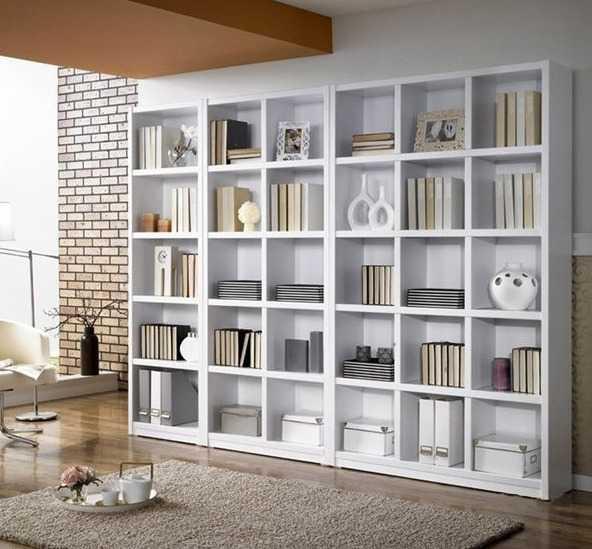 Стеллажи для дома (57 фото): открытые стеллажи с полками для комнат, стеллажи-лесенки без задней стенки и другие мебельные стеллажи