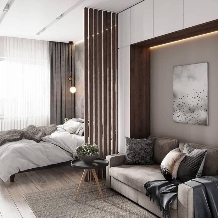 Гостиная 18 кв. м. - организация пространства комфортного интерьера