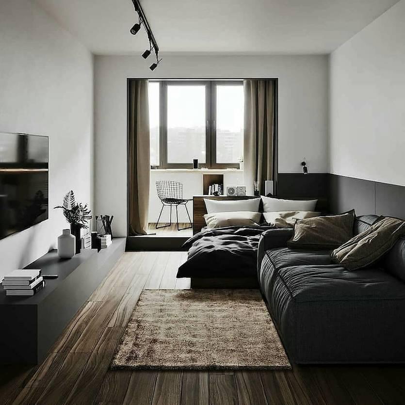 Минимализм в дизайне интерьера: описание стиля