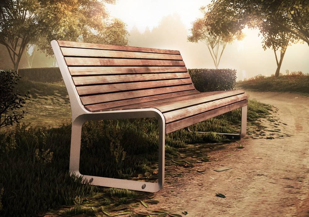 Все о деревянных скамейках