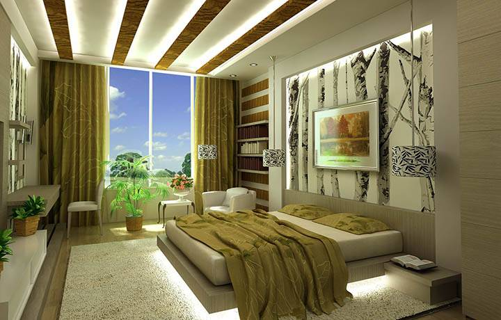 Дизайн маленькой спальни: 100 лучших идей интерьера на фото