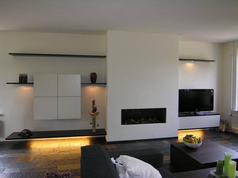 Топ-10 лучших интерьеров гостиной с камином