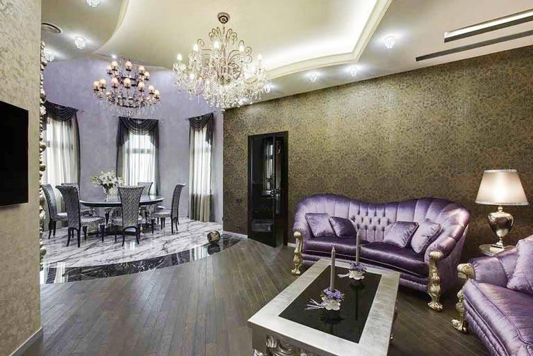 Элитные интерьеры квартир класса «люкс». премиум-дизайн