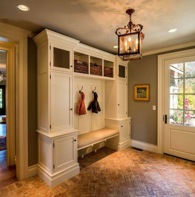 Дизайн прихожей в частном доме: 100 фото красивых примеров интерьера