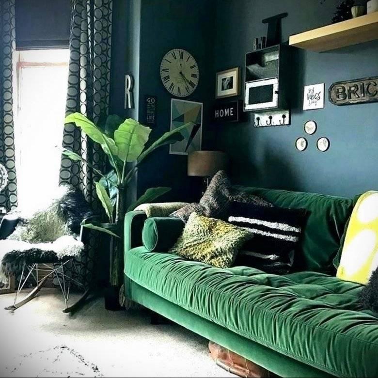 Зеленая гостиная: лучшие идеи дизайна и интерьера | дизайн и интерьер