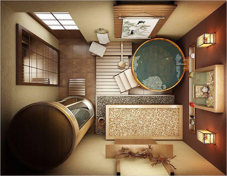 Японская баня офуро: все особенности древних традиционных процедур