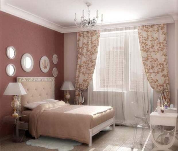 Коричневая спальня: идеи интерьера, реальные фото примеры дизайна, необычное сочетание коричневого цвета в оформлении