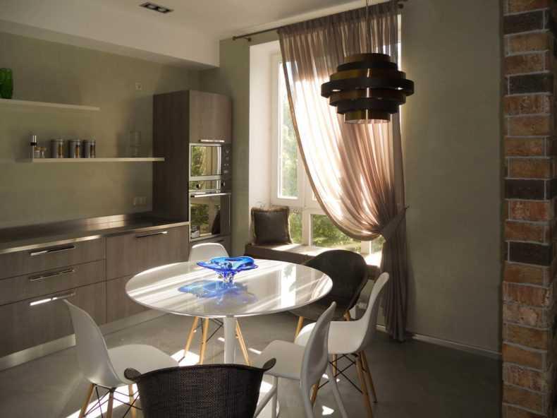 Шторы на кухню: 110 фото самых стильных фасонов, модные цвета и узоры, советы по выбору
