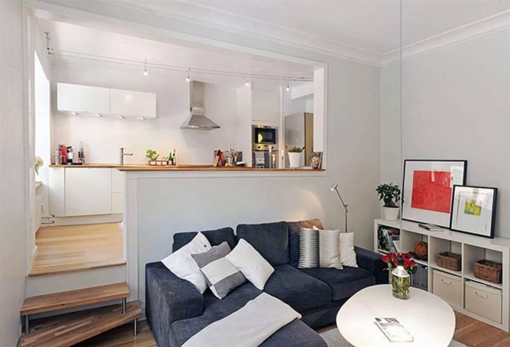 Квартира студия: фото, интерьер и планировка в разных стилях