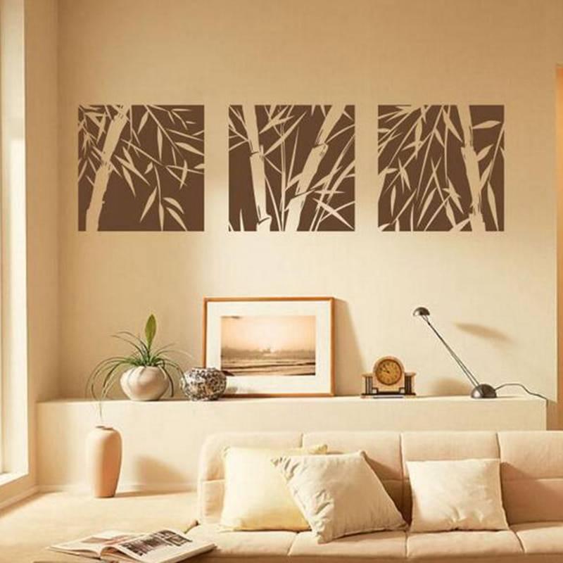 Рисунки на стенах своими руками- идеи дизайна, мастер класс пошагово