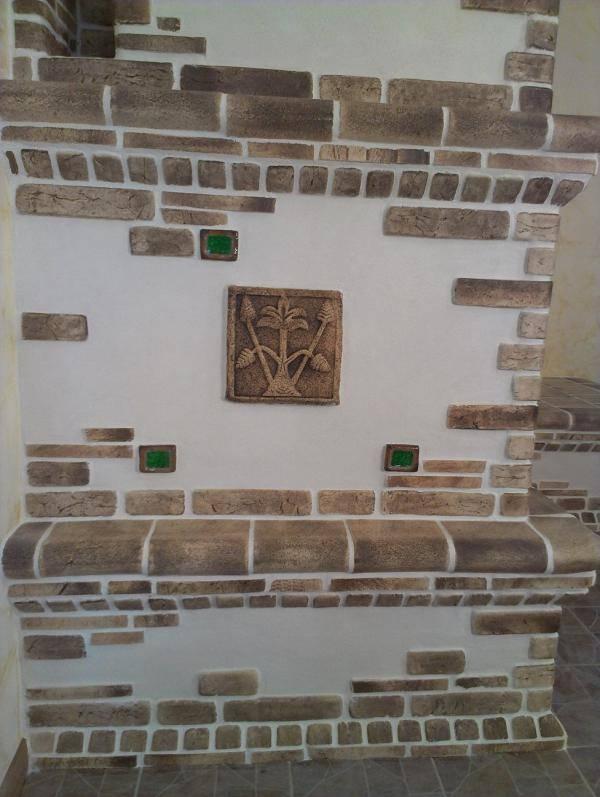 Облицовка камина (79 фото): отделка плиткой и натуральным камнем, мраморные порталы своими руками, пошаговая инструкция, декорирование керамогранитом и деревом