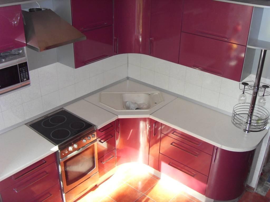 Угловая кухня (65 фото): идеи для модного дизайна | современные и модные кухни