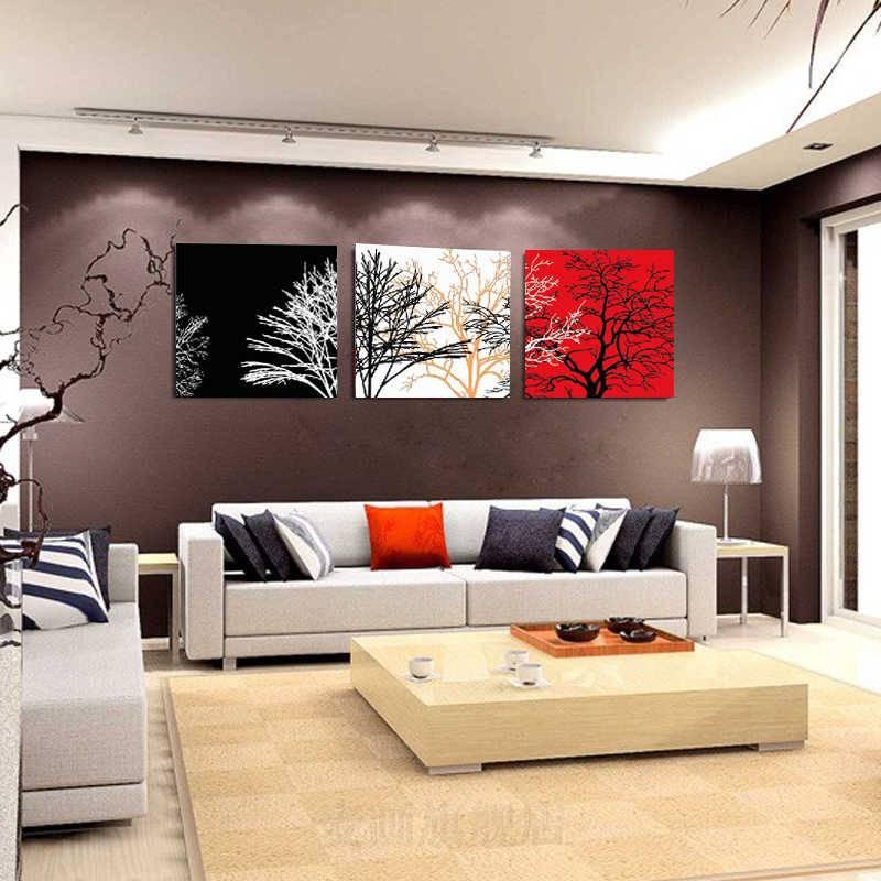 Рисунки на стене в квартире своими руками: красивые идеи оформления (58 фото)