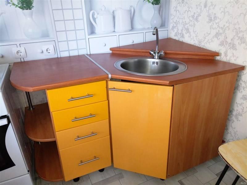 Угловая кухня (65 фото): идеи для модного дизайна