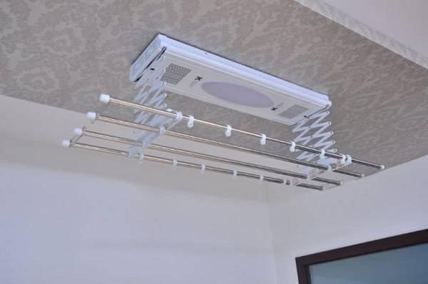Обзор сушилок для белья на балкон