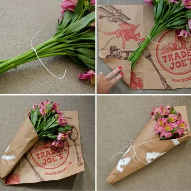 Оформление букетов, как правильно составить букет из цветов, правила композиции и варианты упаковки - 22 фото