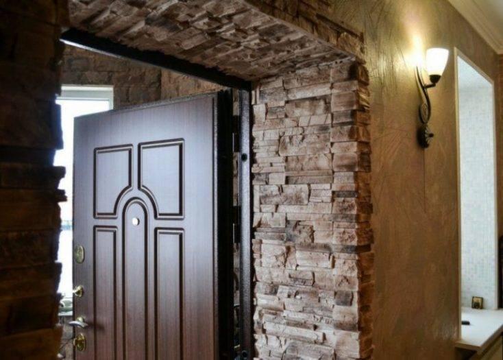 Оформление дверного проема без двери (80 фото): отделка дверного проема, облагородить своими руками