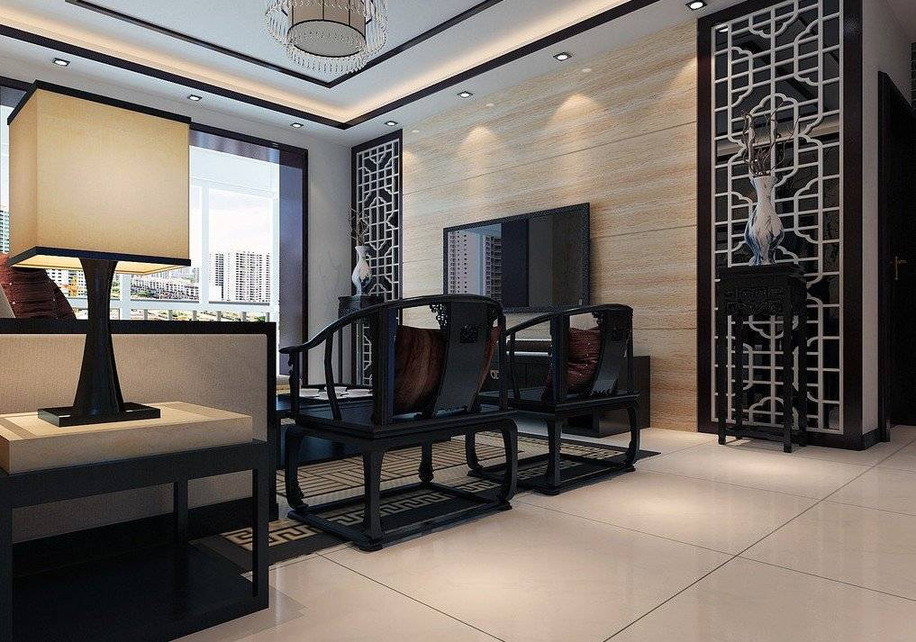 Черная мебель в интерьере, как правильно ее обыграть, сочетание с цветом стен и пола  - 26 фото