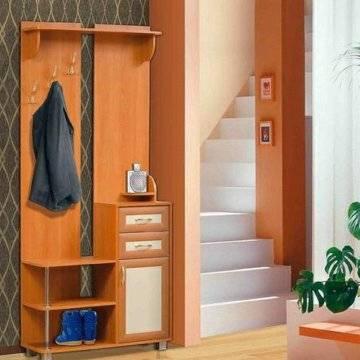 55 удачных фото примеров мебели для маленькой прихожей