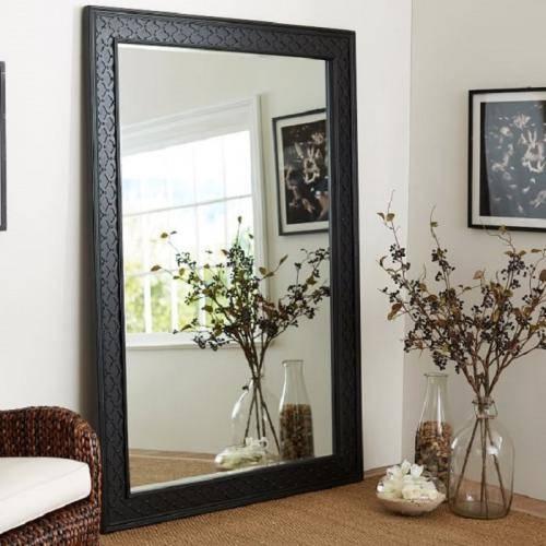 Все о зеркалах в интерьере: форма, размер и как выбрать место