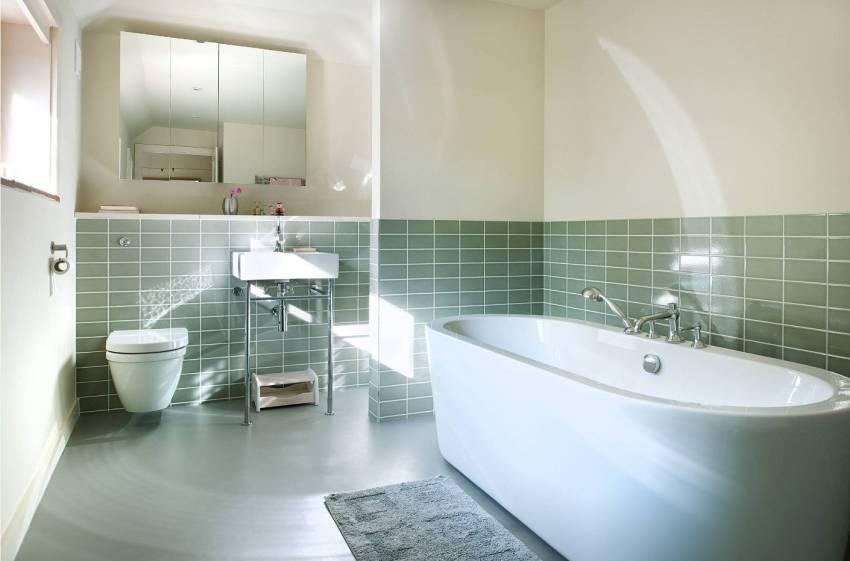 Узкая ванная: идеи планировки и советы по обустройству (50 фото) | дизайн и интерьер ванной комнаты