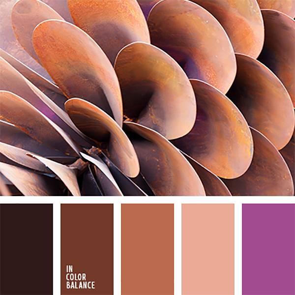 Значение коричневого цвета: психология цвета. что он символизирует и каковы его характеристики?