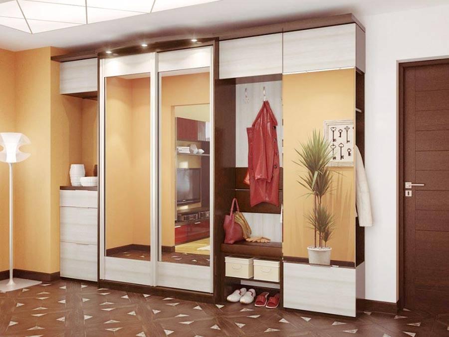 Гостиные шкафы: современные формы, дизайн и функциональность