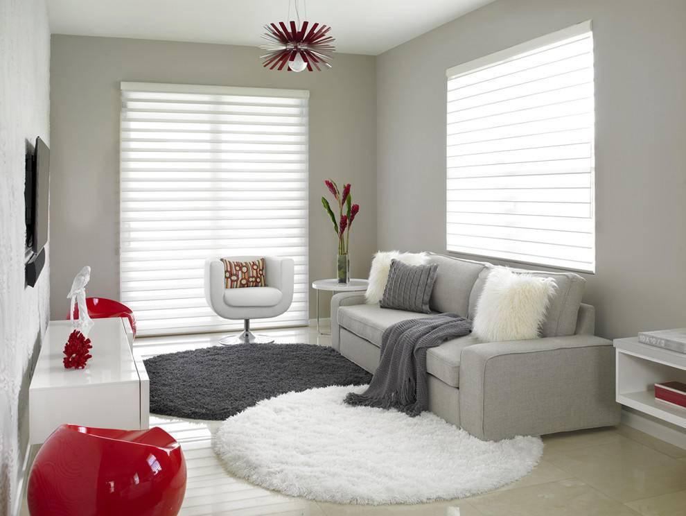 Современный интерьер гостиной: выбираем лучший стиль, цвет и отделку зала, 120 фото
