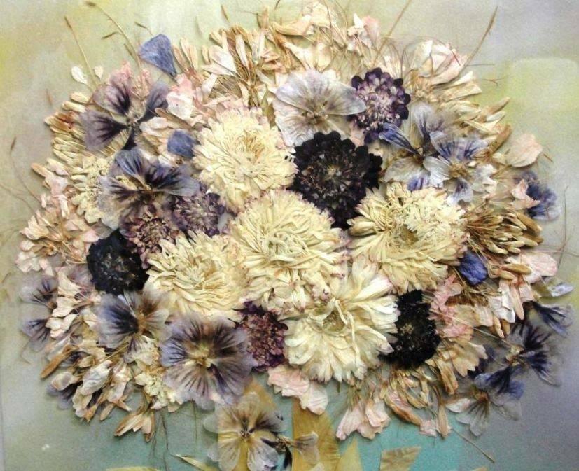 Сухоцветы в интерьере: как украсить сухими цветами дом (20 фото)