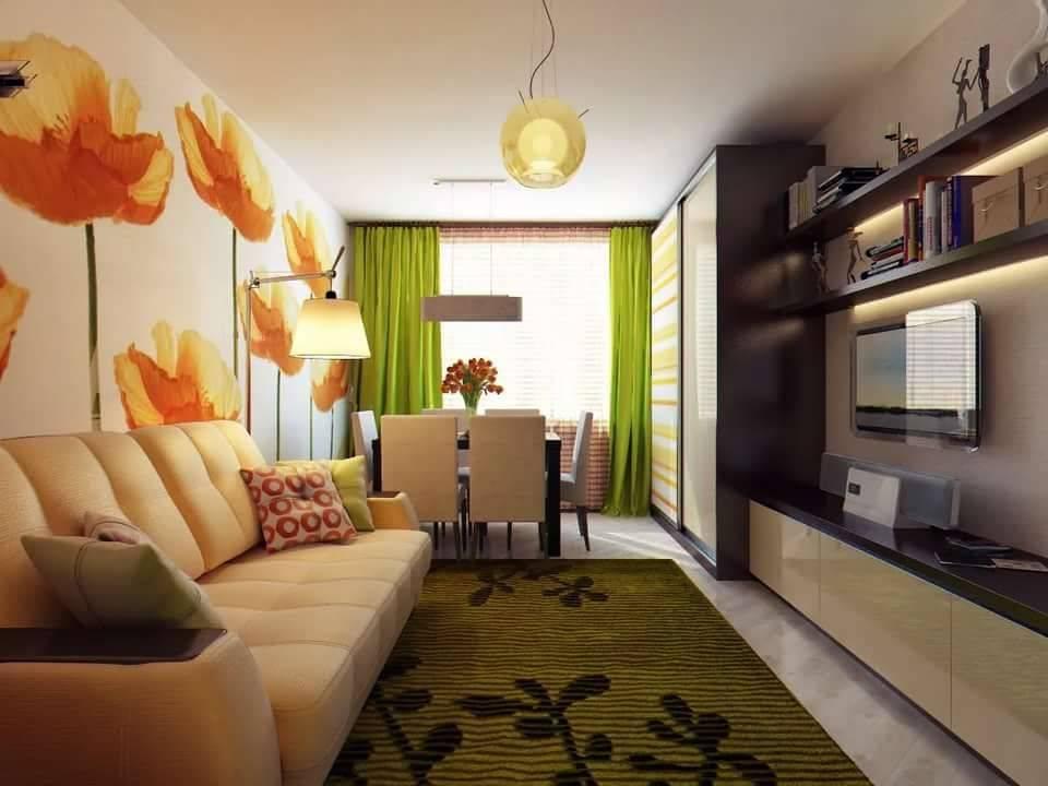 Дизайн интерьера гостиной 12 кв.м. - 87 фото необычных и красивых идей для каждого