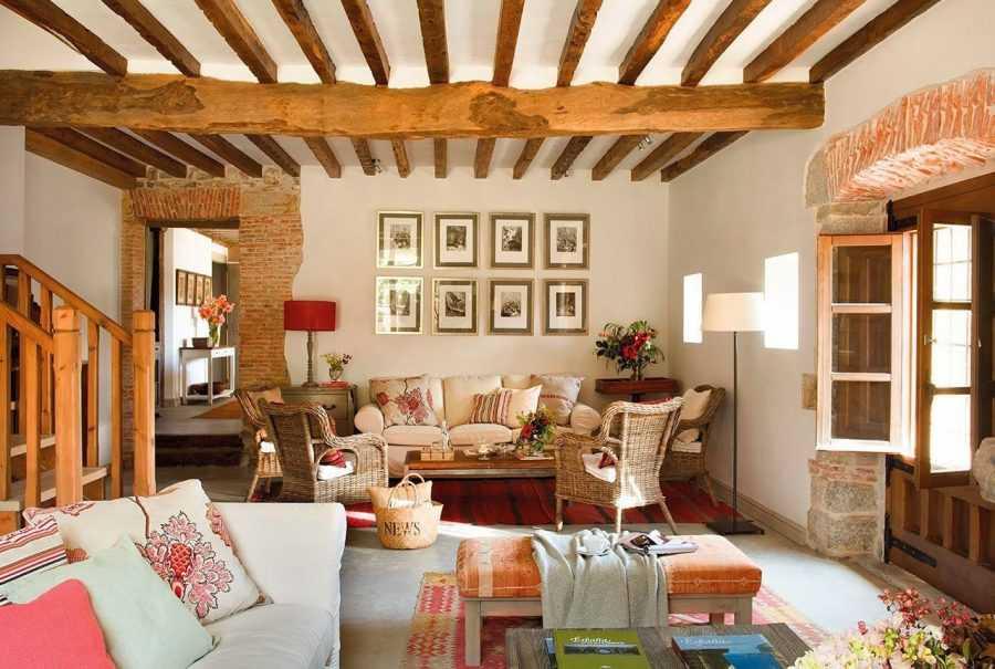 Средиземноморский стиль в интерьере: 85 фото, идеи дизайна