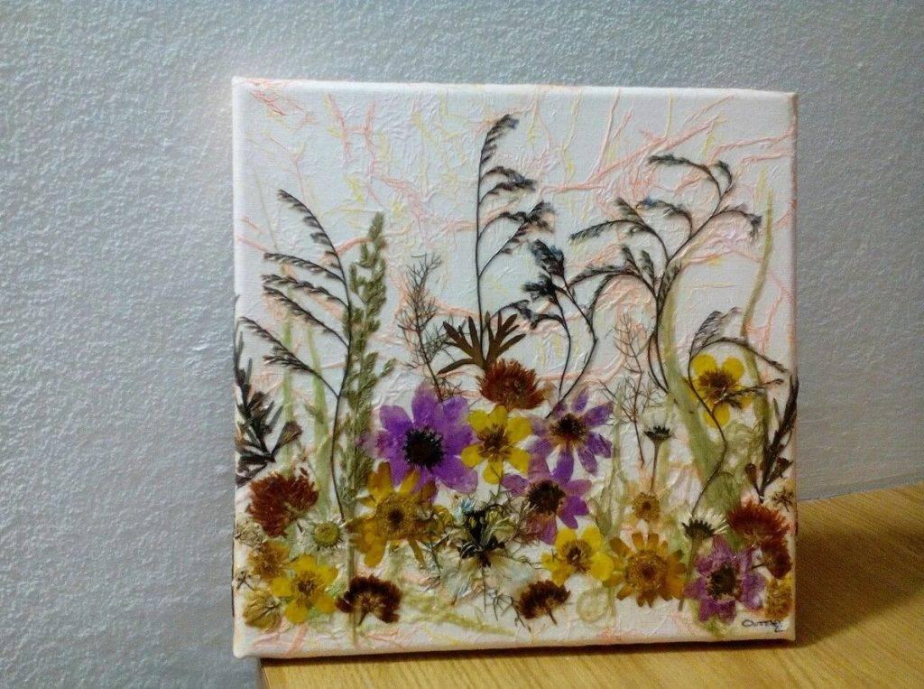 Композиции из сухоцветов своими руками: идеи красивых букетов с фото