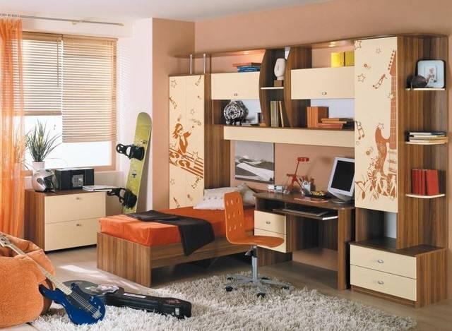 Дизайн детской комнаты для школьника — как сделать правильно