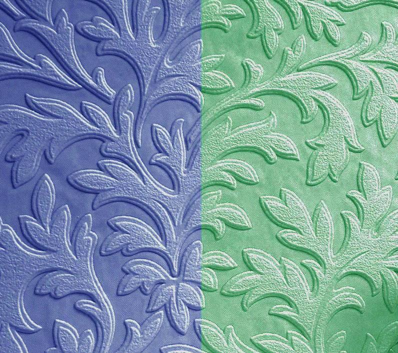 Чем и как покрасить виниловые обои - домашние пейзажи