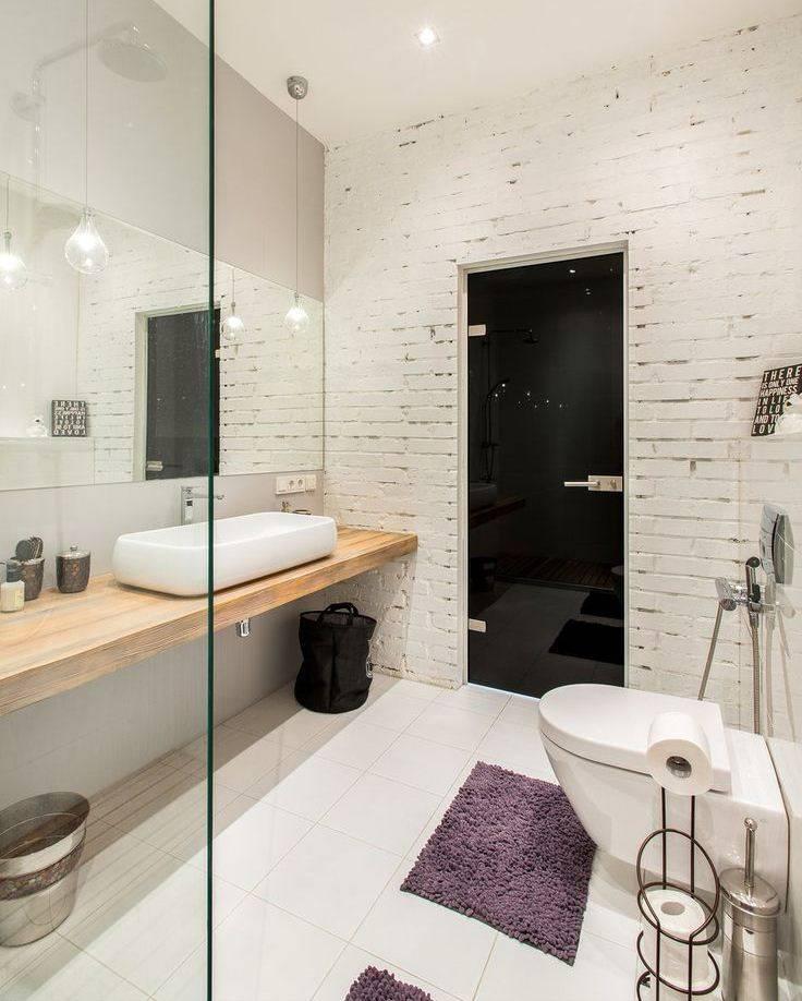 Ванная в классическом стиле: дизайн комнаты - 35 фото