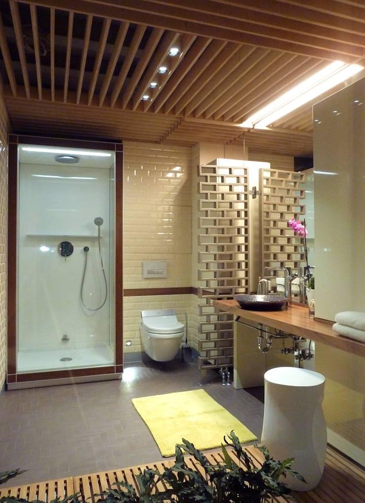 Совмещенная ванная: лучшие варианты зонирования, дизайна и планировки (150 оригинальных идей и фото-проектов)