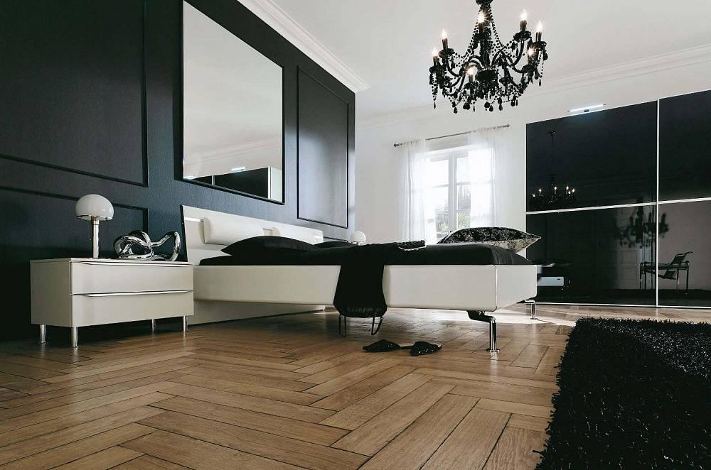 Темная спальня: фото лучших идей дизайна интерьера, реальные примеры красивого оформления спальни в темных тонах