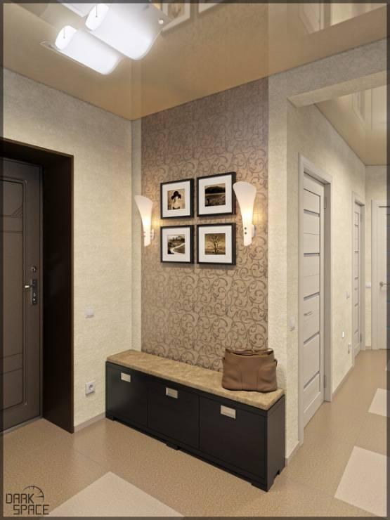 Дизайн прихожей в хрущевке - 85 фото интерьеров после ремонта, красивые идеи маленького коридора