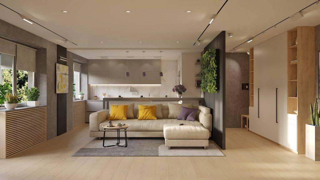 Дизайн интерьера 2022 – правила создания идеального пространства в доме (идеи, советы, фото)