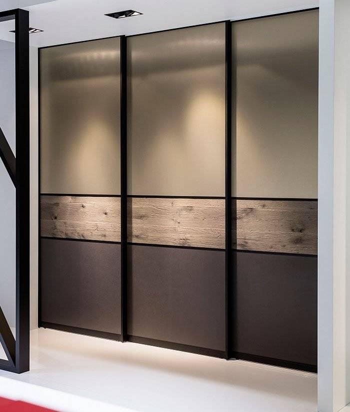 Двери купе в гардеробную - 100 фото современных идей
