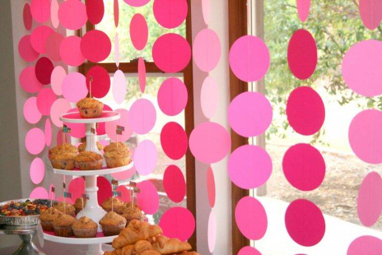 Как украсить комнату на день рождения ребенка своими руками? идеи оформления :: syl.ru