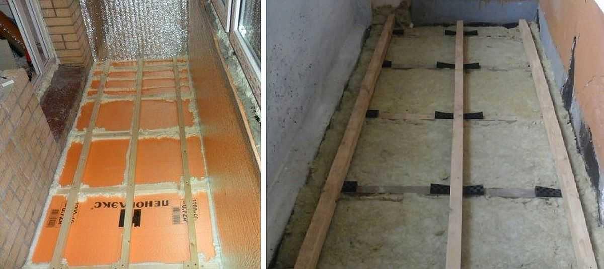 Надёжный пол на балконе — из чего сделать, выбираем материал
