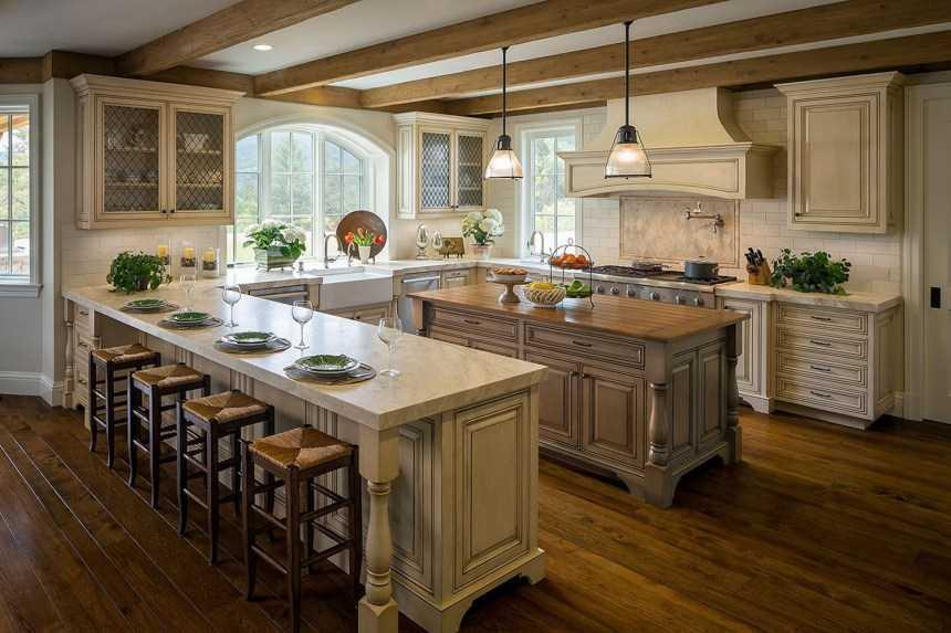 Стиль кантри в интерьере квартиры и дома, особенности дизайна и фото