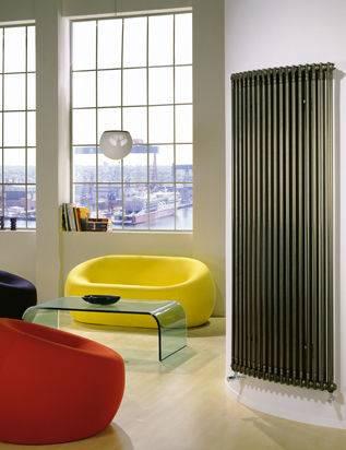 Дизайнерские радиаторы в интерьере: за или против?