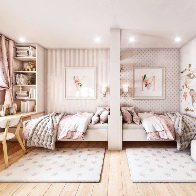 Детская комната для двоих детей. что нужно учесть?