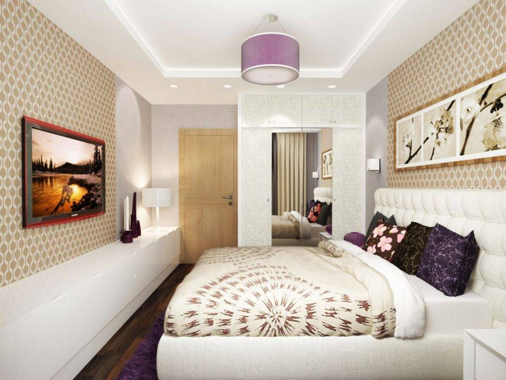 Спальня 13 кв м: реальный дизайн - 27 фото