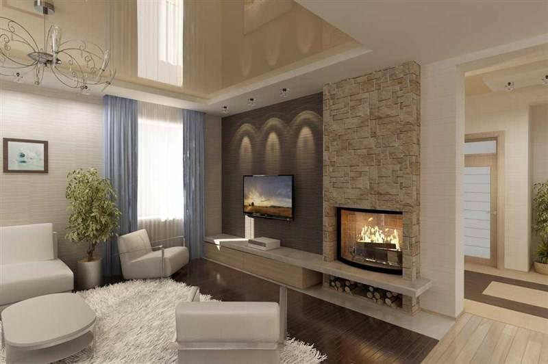 Дизайн интерьера загородных домов и коттеджей: варианты дизайна, цены