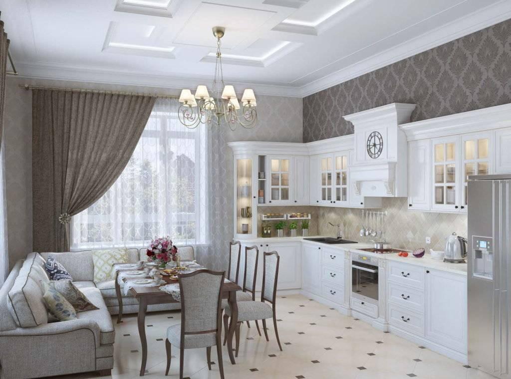 Стильная кухня в стиле ретро (30 фото): секреты удачного дизайна