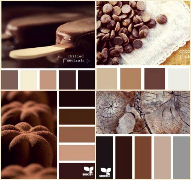 Коричневый цвет волос: оттенки, выбор краски, окрашивание и уход
