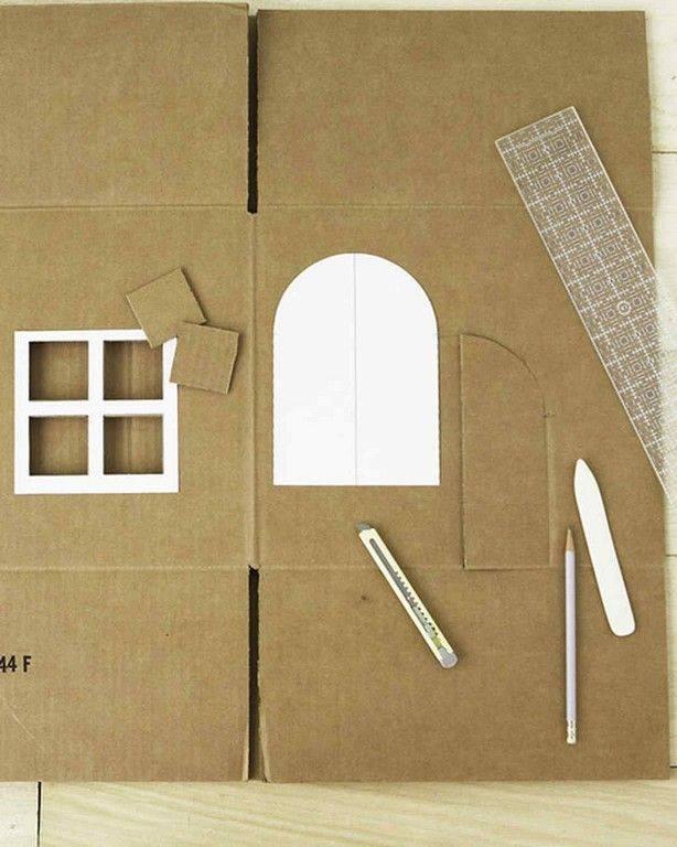 Поделка домик своими руками пошагово: обзор лучших мастер-классов для детей любого возраста (130 фото идей)